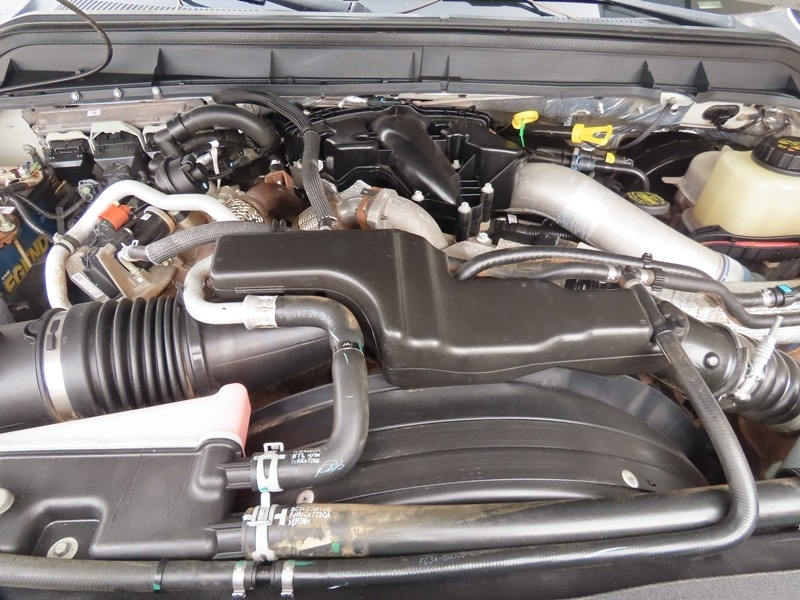 Ford Super Duty F-250 2015 price $34,950