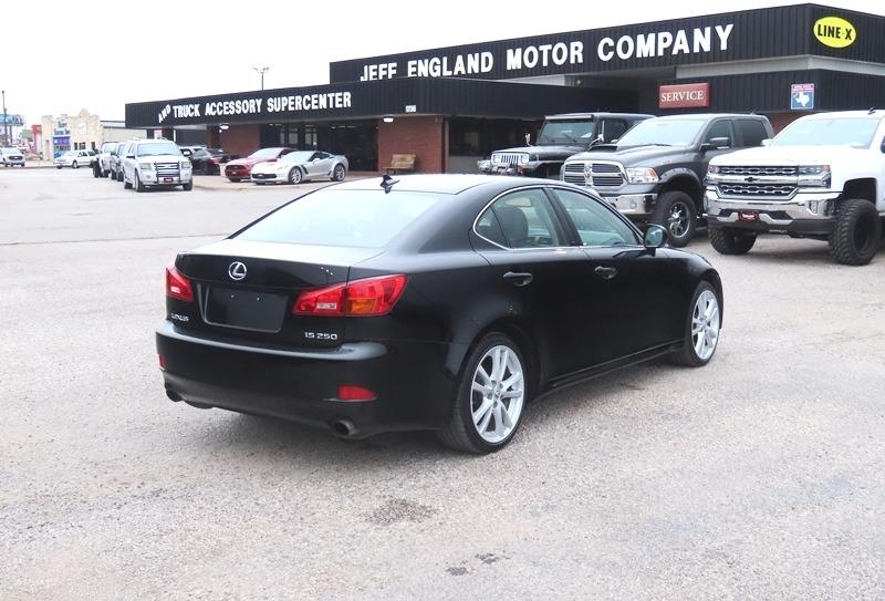 Lexus IS 250 2007 price $4,950