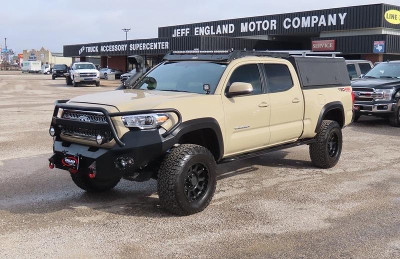 Toyota Tacoma 2017 price $39,950