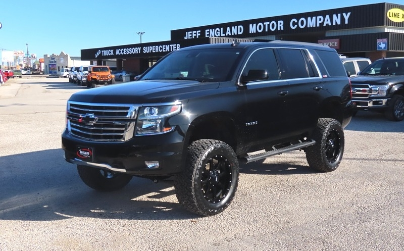 Chevrolet Tahoe 2017 price $38,950