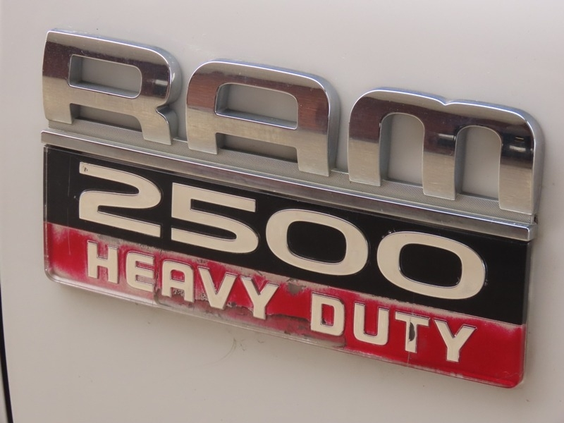 Dodge Ram 2500 2009 price $17,950