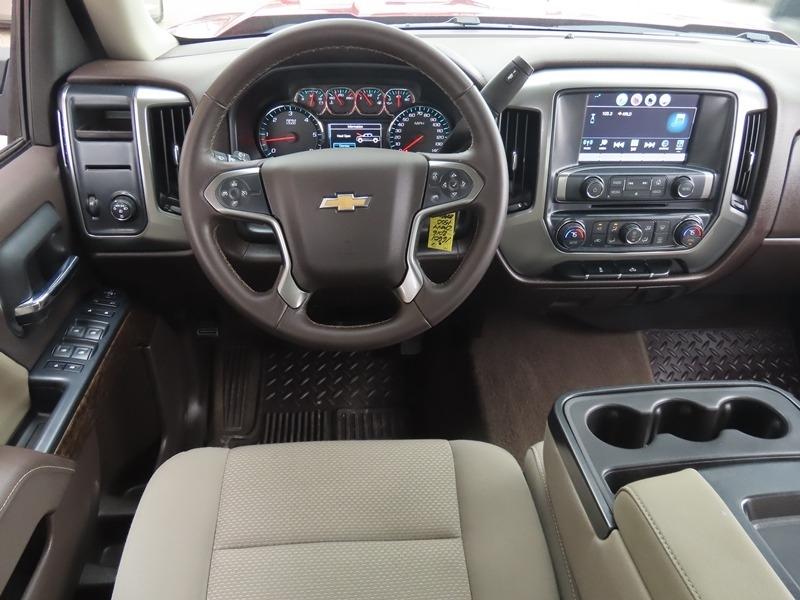 Chevrolet Silverado 1500 2016 price $22,950