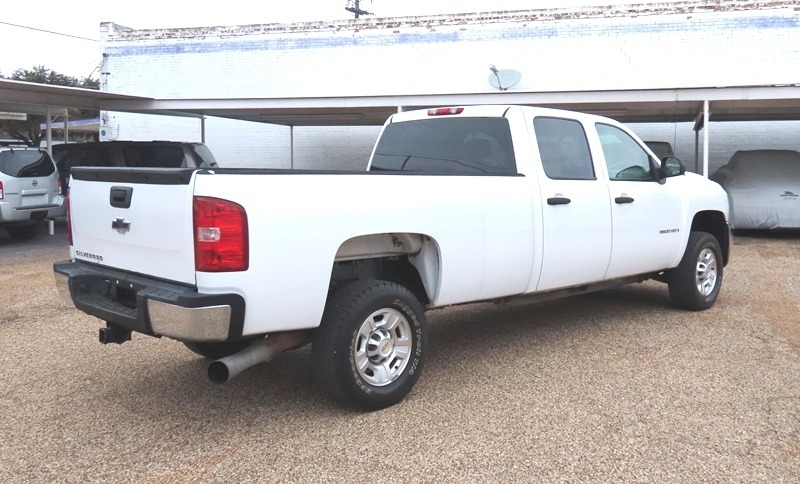 Chevrolet Silverado 3500HD 2008 price $9,950