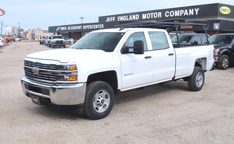 Chevrolet Silverado 2500HD 2016 price $18,950