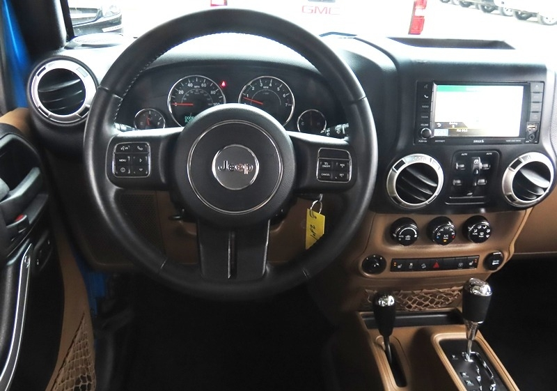 Jeep Wrangler Unlimited 2015 price $21,950