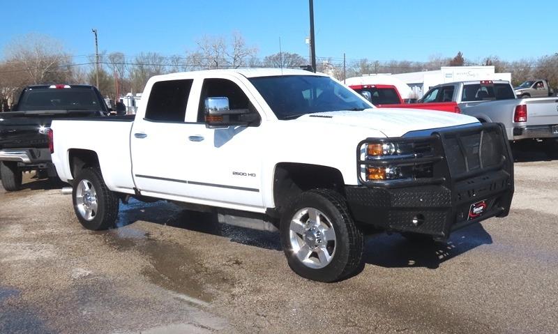 Chevrolet Silverado 2500HD 2016 price $36,950