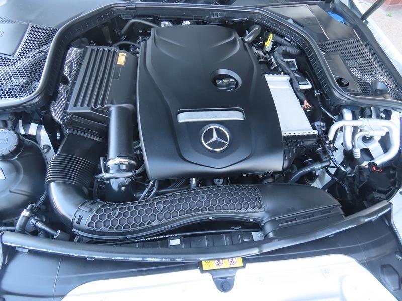 Mercedes-Benz C-Class 2017 price $23,950