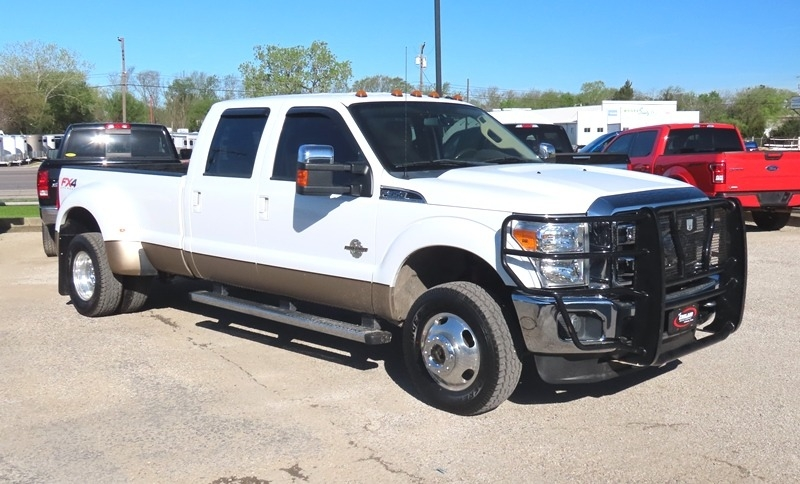 Ford Super Duty F-350 DRW 2011 price $26,950