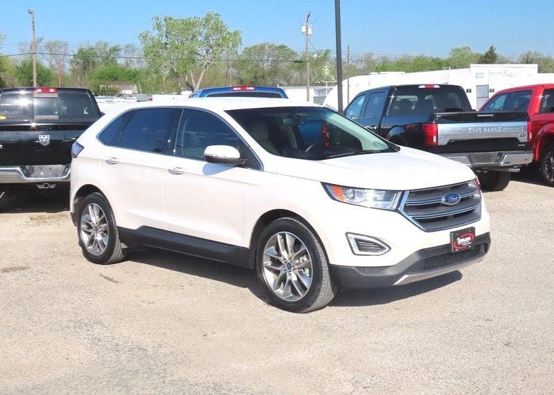 Ford Edge 2017 price $24,950
