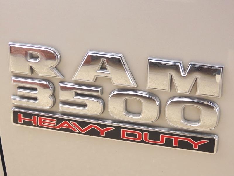 RAM 3500 2018 price $46,950