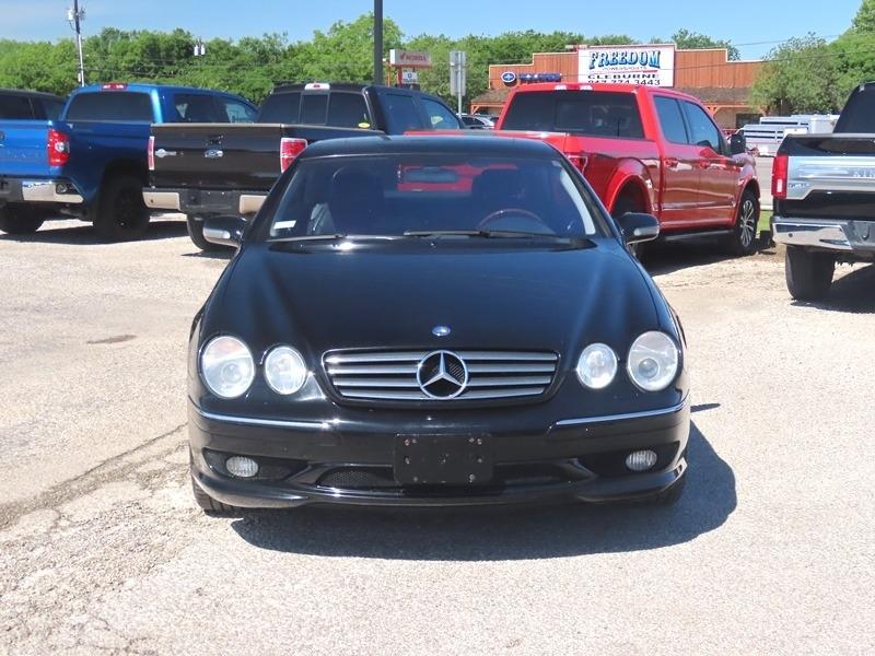 Mercedes-Benz CL-Class 2002 price $6,950