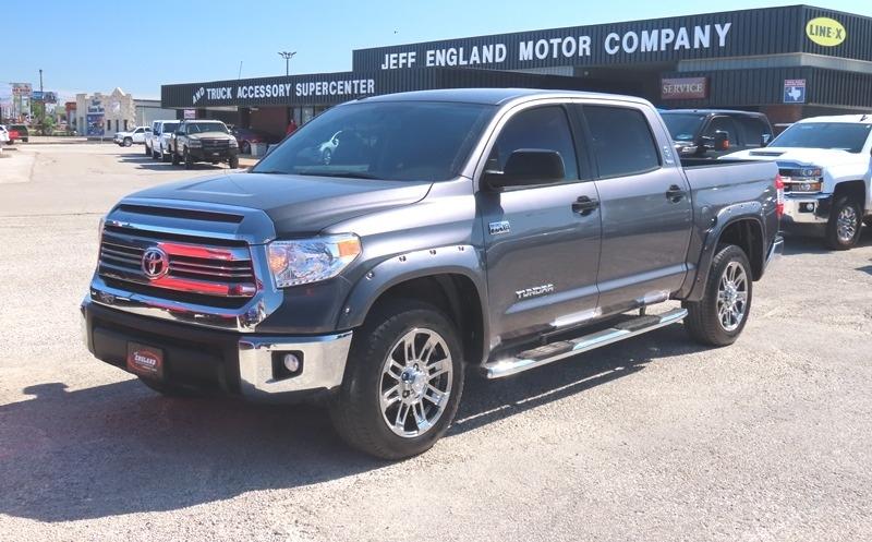 Toyota Tundra 4WD Truck 2016 price $29,500