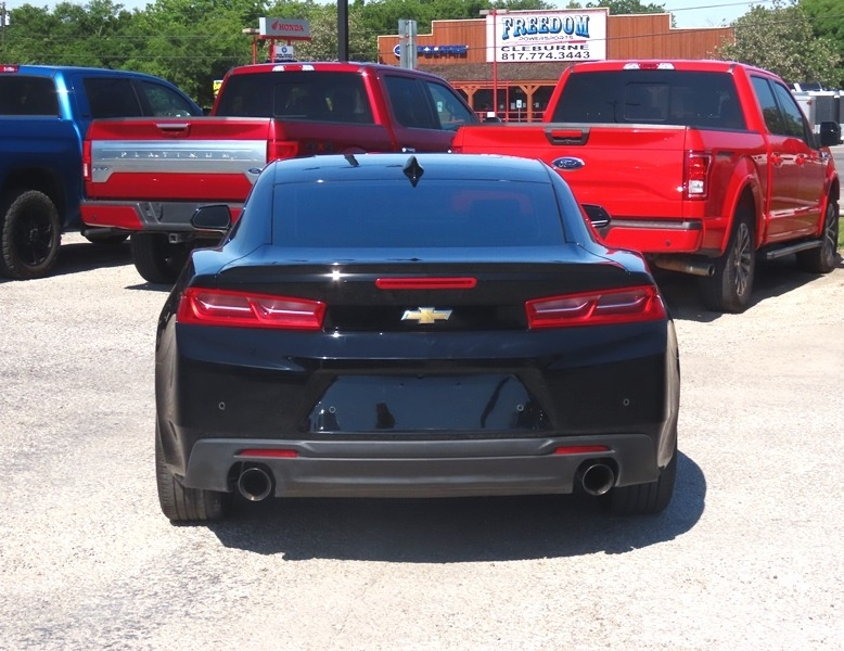 Chevrolet Camaro 2018 price $24,950