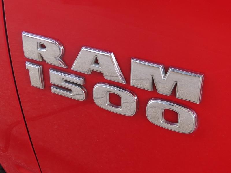 RAM 1500 2016 price $21,950
