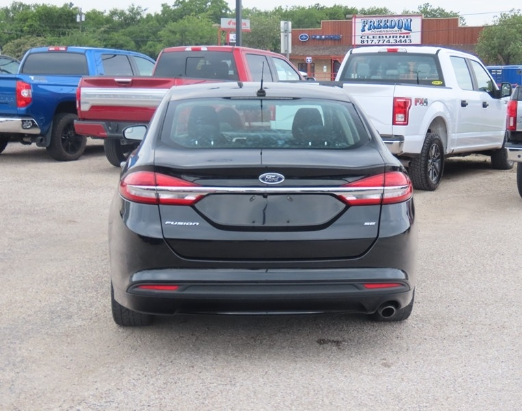 Ford Fusion 2017 price $11,950