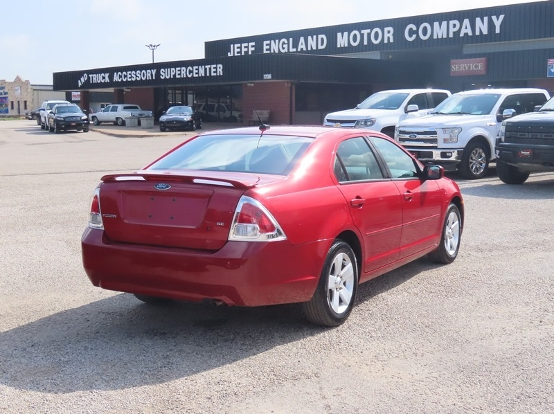 Ford Fusion 2009 price $6,950