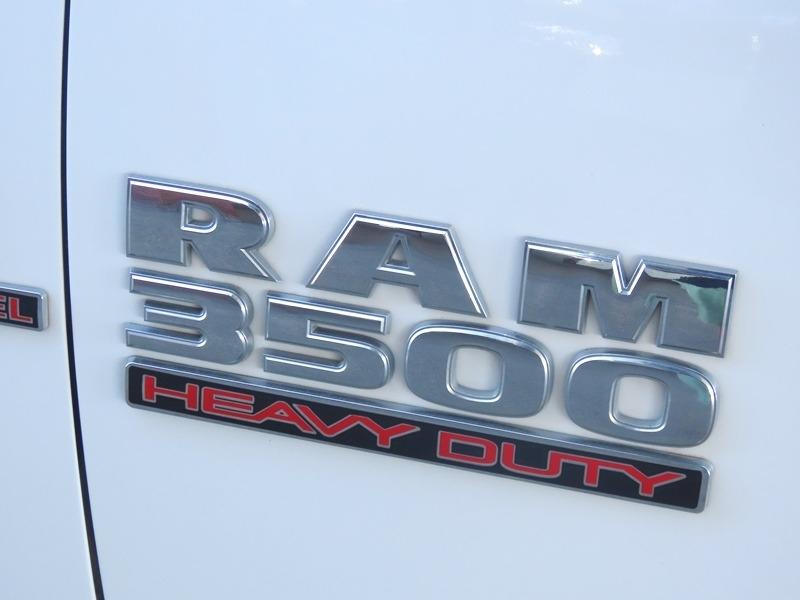 RAM 3500 2018 price $34,950