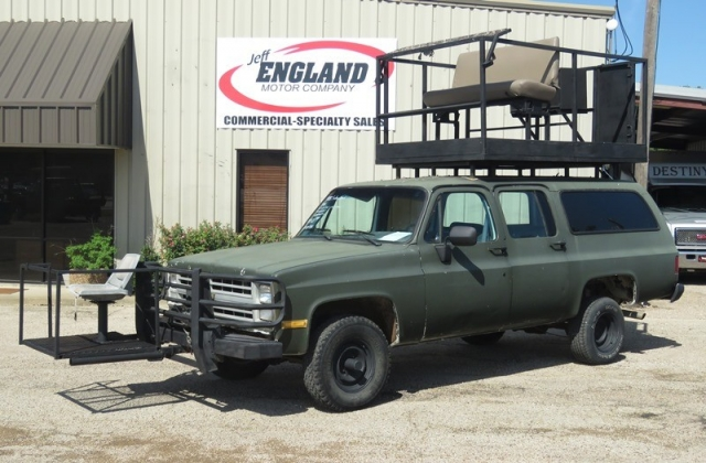 1988 Chevrolet Suburban - Hunter Special