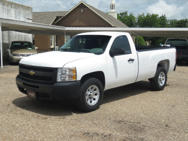 2011 Chevrolet 1500 Regular Cab Work Truck