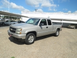 Chevrolet 1500 4x4 Z71 Extended Cab 2006