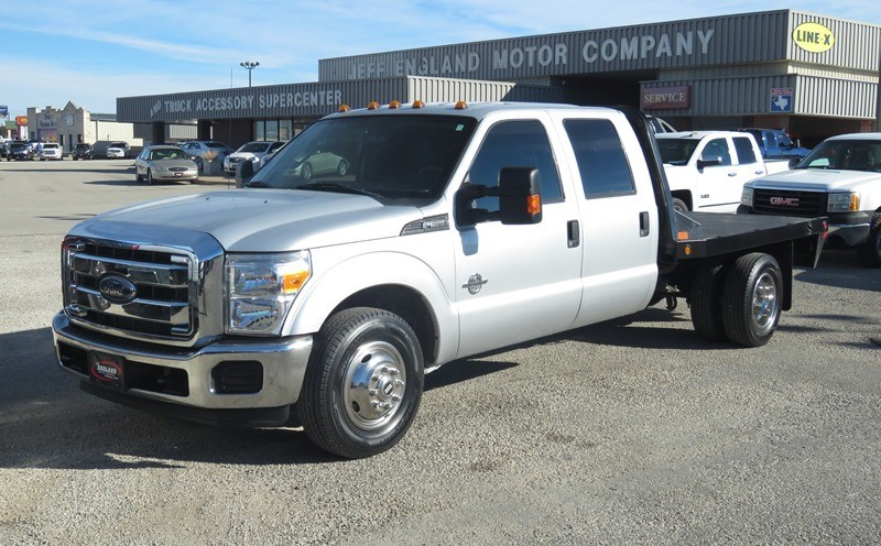 2015 Ford Super Duty F