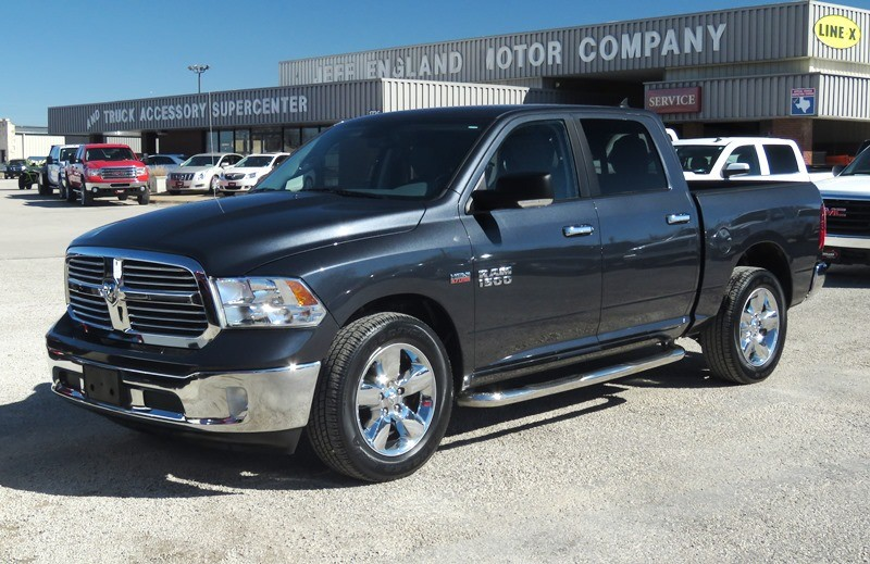 2014 ram 1500 2wd crew cab lone star inventory jeff for Lone star motors inventory