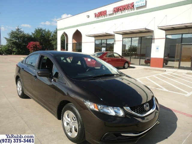 2014 Honda Civic LX 1 Owner