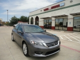Honda Accord EX-L 1 Owner Lthr Sunrf Wrnty 2014