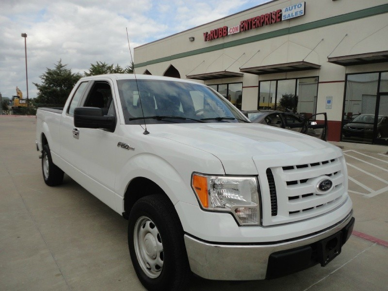 2012 Ford F150 Auto Pwr Windows & Locks Cruise