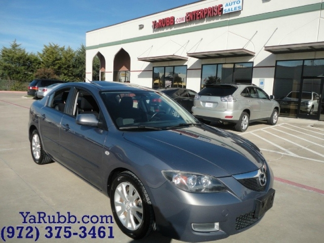 2007 Mazda Mazda3 Touring Sunroof New Tires