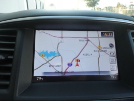 Infiniti QX60 1 Owner 31k mi Navigation 2014