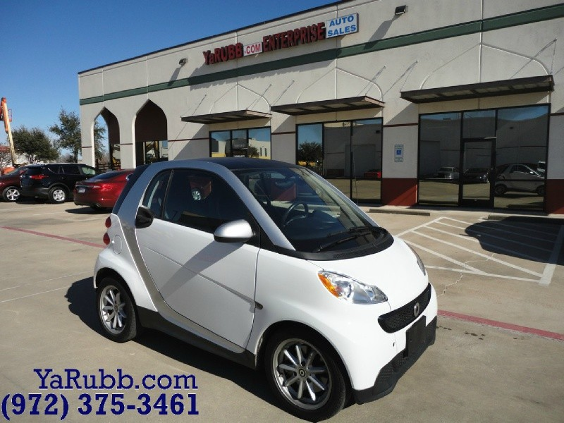 2015 Smart Fortwo Pure only 13k mi Leather