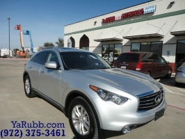 Infiniti QX70 Navigation Full Warranty 2016