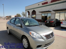 Versa S Plus Auto Pwr Windows & Locks Versa 2014