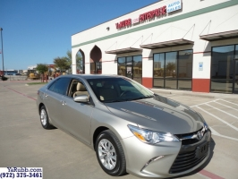 Toyota Camry LE Full Warranty 2015