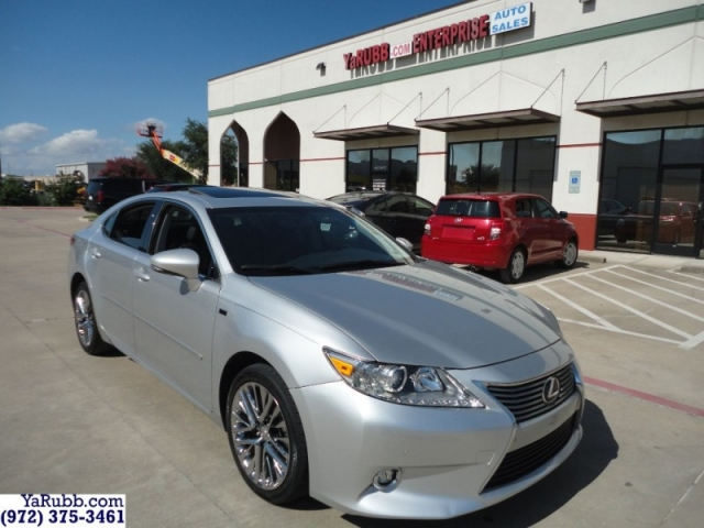 2015 Lexus ES 350 Limited Edition