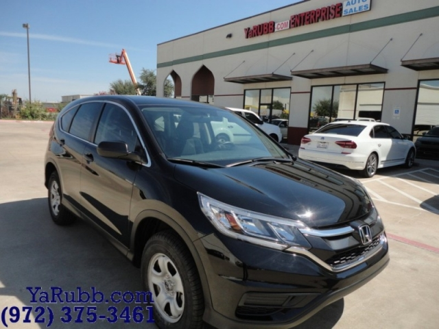 2015 Honda CR-V LX 1 Owner 34k mi