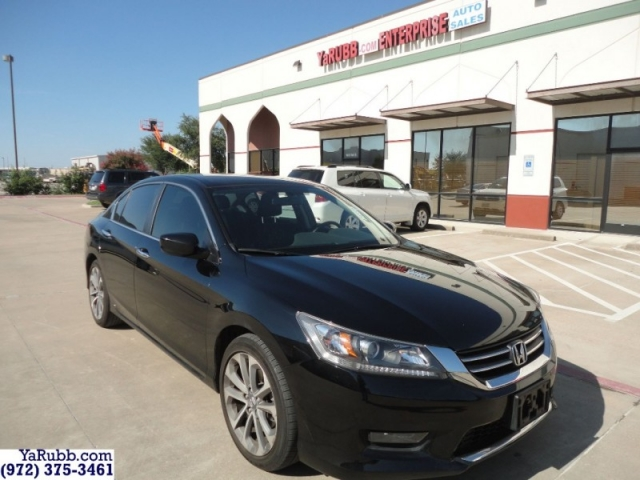 2015 Honda Accord Sport 36k mi