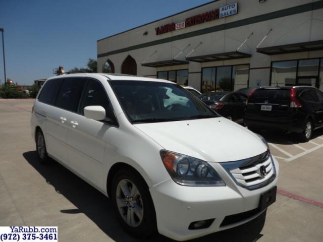 2007 Honda Odyssey Touring w/ RES & Navi