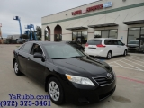 Toyota Camry LE 88k mi 1 Owner 5 Speed 2010