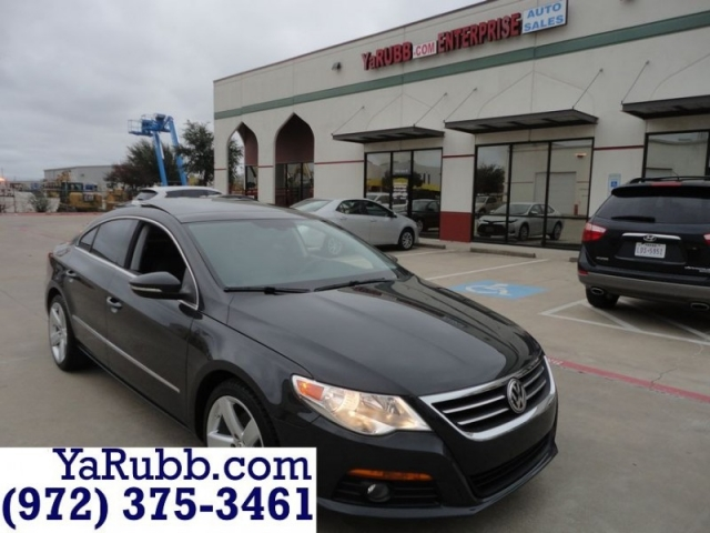 2012 Volkswagen CC 1 Owner Nav Panoramic Roof
