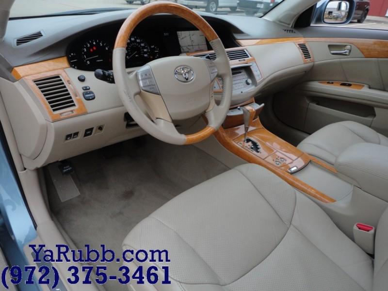 Toyota Avalon Limited Lthr Snrf Nav Parking Sensors 2007 price $9,490