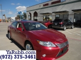 Lexus ES 300h Navigation only 40k mi Warranty 2013