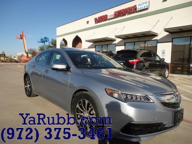 2015 Acura TLX only 30k mi Full Warranty