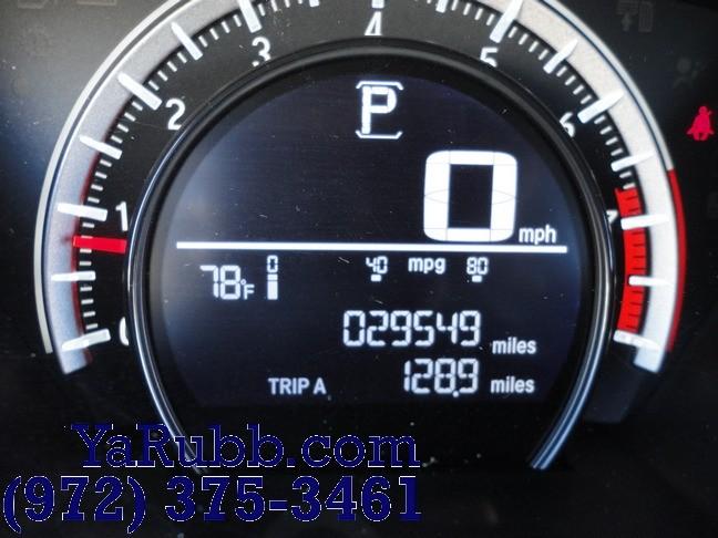 Honda Civic LX 1 Owner only 29k mi 2016 price $14,750