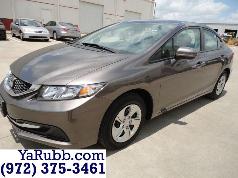 Honda CIVIC LX 2015 price $13,490