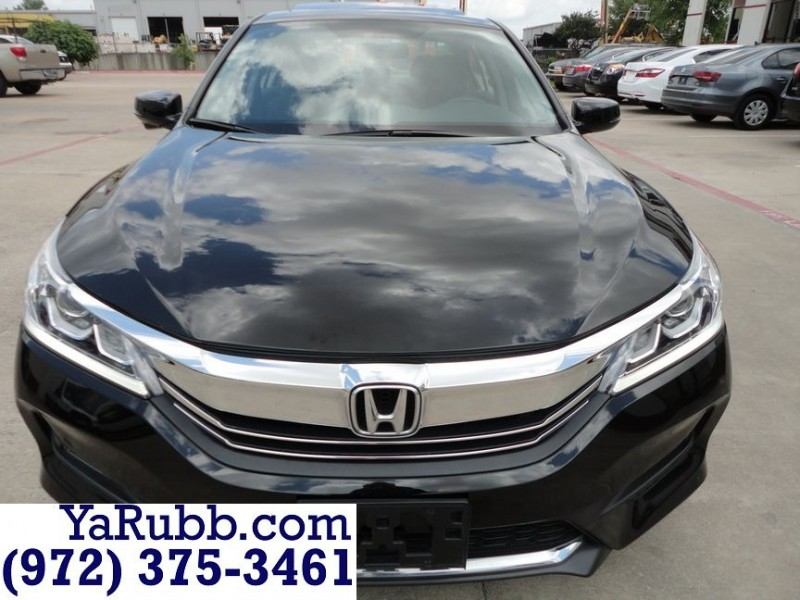 Honda Accord EX Sunroof CARAFX Cert 2016 price $16,490