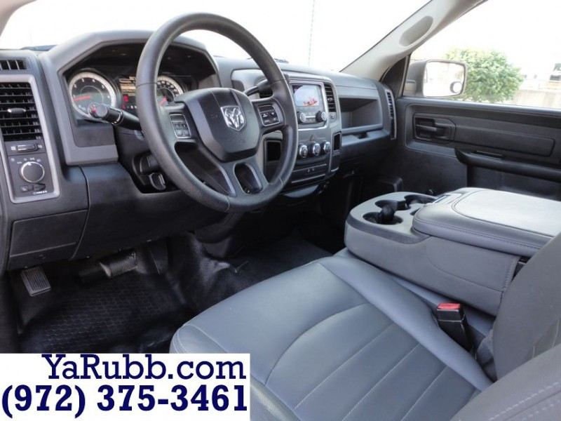 RAM 2500 Hemi 5.7 Liter Reg Cab Tradesman Long Bed 2016 price $13,990