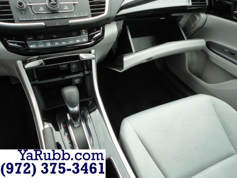 Honda Accord LX 1 Owner Carfax Cert 2016 price $13,990