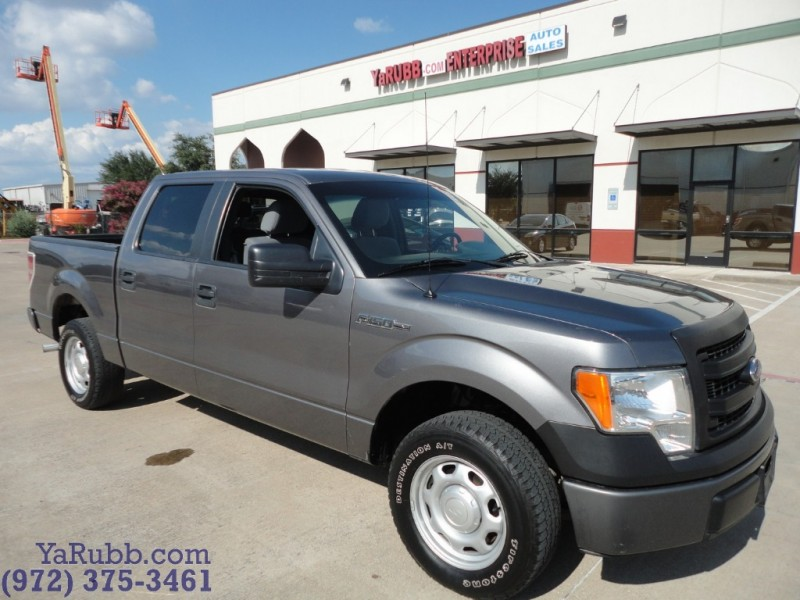 Ford F-150 2014 price $13,490